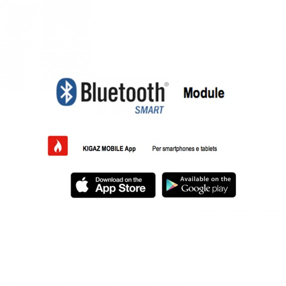 MB 123-2 - Modulo Bluetooth Kimo per applicazione mobile e tablet Android e iOS 1