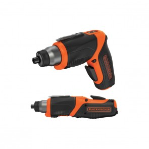 Svitavvita Black & Decker Cs 3653 Lc Batteria Al Litio 3,6 Volt