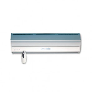 BARRIERA D'ARIA ''TECNOBREEZE FASHION WIND'' L.1500mm 230V SOLO ARIA CON TELECOMANDO