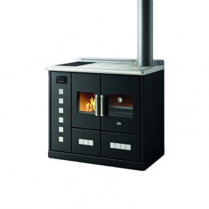 Termocucina a Legna Virginia 29 kW Eva Calor ACS integrato